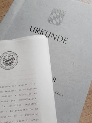 Notarielle Vollmachten. Spanische Rechtsanwaltskanzlei Bremen